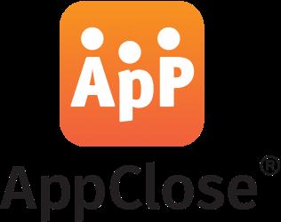 appclose logo coparenting app
