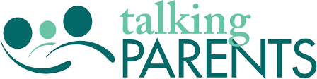 talking parents logo coparenting app